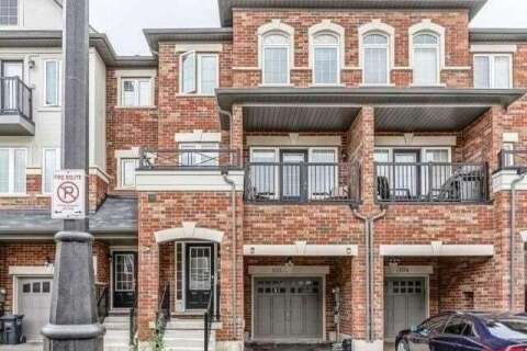 Townhouse for rent at 102 New Pines Tr Unit Upper Brampton Ontario - MLS: W4961072
