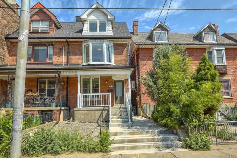 Townhouse for rent at 1064 College St Unit Upper Toronto Ontario - MLS: C4854654