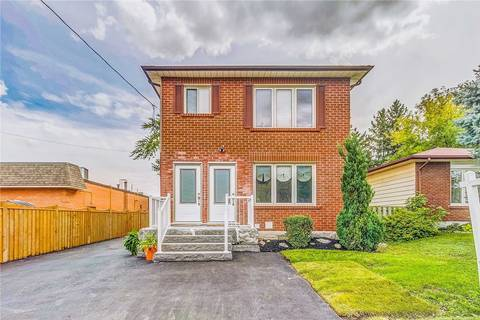 Townhouse for rent at 107 Starr Ave Unit Upper Whitby Ontario - MLS: E4436568