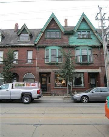 Townhouse for rent at 1079 Queen St Unit Upper Toronto Ontario - MLS: C4492882