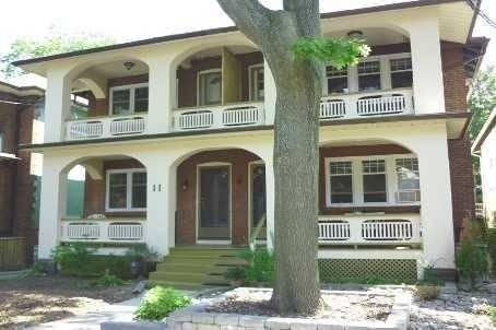 Townhouse for rent at 11 Bonfield Ave Unit Upper Toronto Ontario - MLS: E4726636