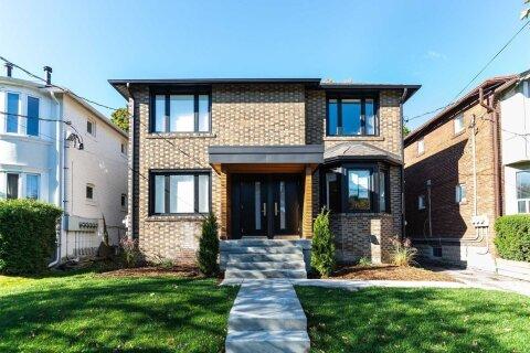 Townhouse for rent at 112 Braemar Ave Unit Upper Toronto Ontario - MLS: C4954306
