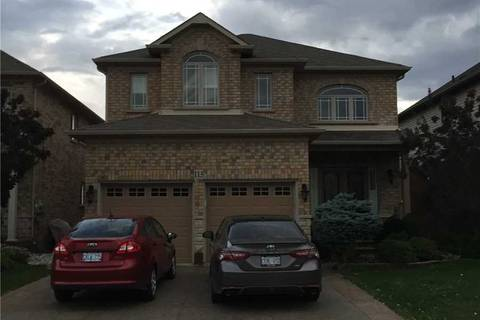 House for rent at 115 Candlewood Dr Unit Upper Hamilton Ontario - MLS: X4589651