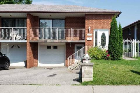 Townhouse for rent at 1157 Meander Ct Unit Upper Mississauga Ontario - MLS: W4693842