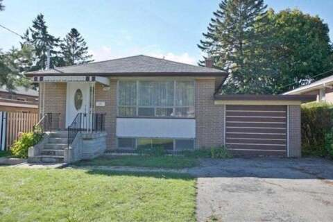 House for rent at 1162 Brimley Rd Unit Upper Toronto Ontario - MLS: E4935706