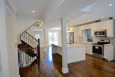 Townhouse for rent at 119 Balmoral Ave Unit Upper Toronto Ontario - MLS: C4459050