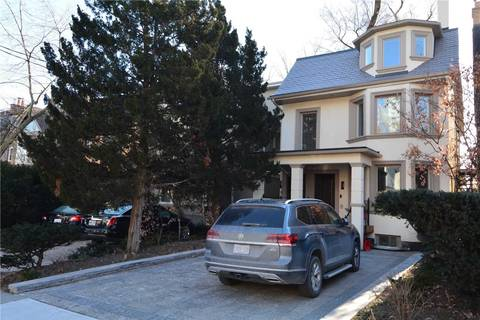 Townhouse for rent at 119 Balmoral Ave Unit (Upper) Toronto Ontario - MLS: C4670455