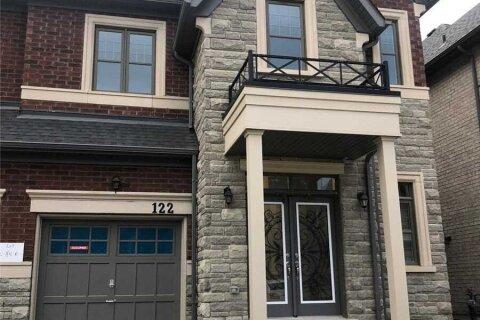 Townhouse for rent at 122 Dolobram Tr Unit Upper Brampton Ontario - MLS: W4963150