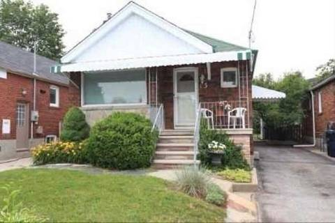 House for rent at 13 Mckayfield Rd Unit Upper Toronto Ontario - MLS: E4600323