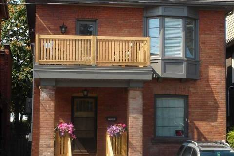 Townhouse for rent at 130 Annette St Unit Upper Toronto Ontario - MLS: W4670166
