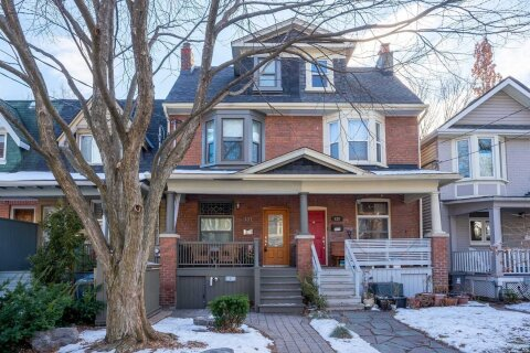 Townhouse for rent at 131 Wolfrey Ave Unit Upper Toronto Ontario - MLS: E5079295