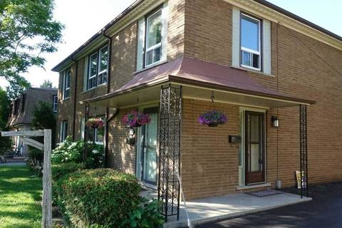 Townhouse for rent at 1374 Charles Dr Unit (Upper) Burlington Ontario - MLS: W4728389