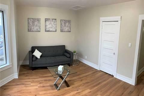 Townhouse for rent at 1435 Dundas Upper Level St Unit Upper Toronto Ontario - MLS: E4665188