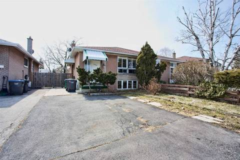 Townhouse for rent at 1484 Sandgate Cres Unit Upper Mississauga Ontario - MLS: W4731543