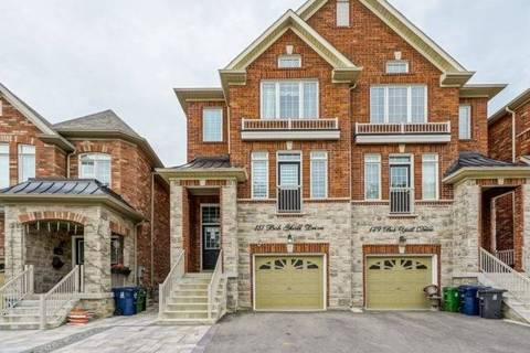 Townhouse for rent at 151 Bob Yuill Dr Unit Upper Toronto Ontario - MLS: W4518299