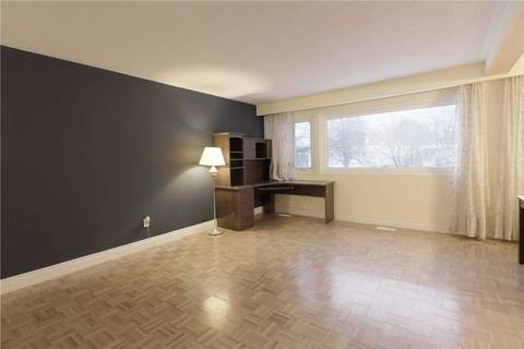 Townhouse for rent at 171 Angus Dr Unit Upper Toronto Ontario - MLS: C4648164