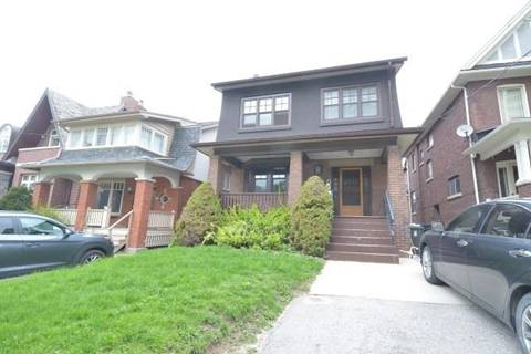House for rent at 172 Keewatin Ave Unit Upper Toronto Ontario - MLS: C4441997