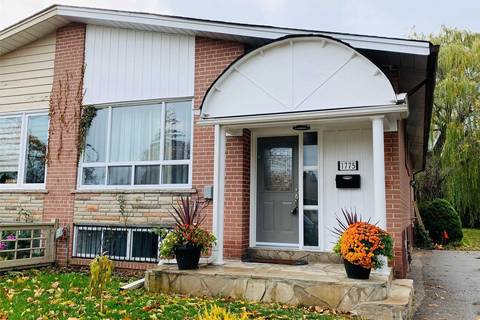 Townhouse for rent at 1775 Sandgate Cres Unit Upper Mississauga Ontario - MLS: W4622680
