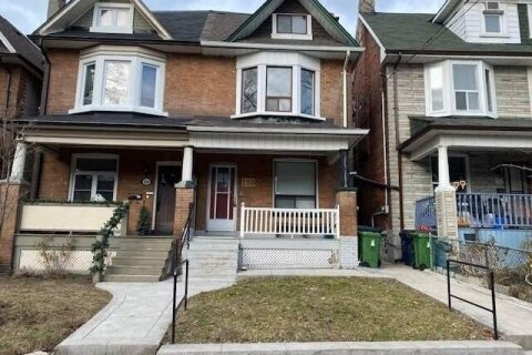 Townhouse for rent at 180 Langley Ave Unit Upper Toronto Ontario - MLS: E5084143