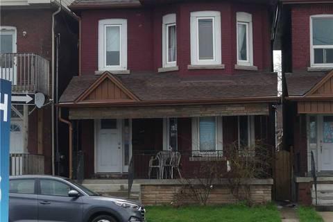 Townhouse for rent at 188 Wellington St Unit Upper Hamilton Ontario - MLS: X4544263