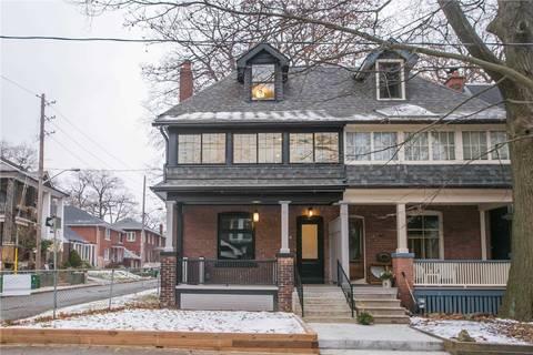 Townhouse for rent at 19 Fernwood Park Ave Unit Upper Toronto Ontario - MLS: E4663906