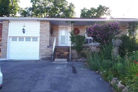 House for rent at 190 Barrie St Unit Upper Bradford West Gwillimbury Ontario - MLS: N4844650