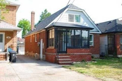 House for rent at 190 Holborne Ave Unit Upper Toronto Ontario - MLS: E4440161
