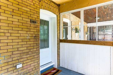 Townhouse for rent at 190 Marion St Unit Upper Toronto Ontario - MLS: W4553447