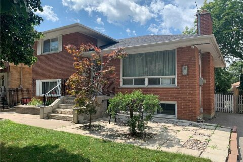 House for rent at 20 Abbeville Rd Unit Upper Toronto Ontario - MLS: E4990119