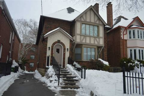Townhouse for rent at 21 Highbourne Rd Unit Upper Toronto Ontario - MLS: C4722312