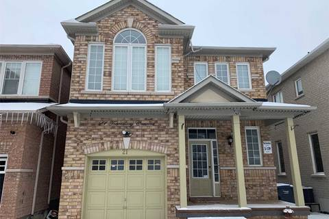 House for rent at 21 Tobermory Cres Unit Upper Brampton Ontario - MLS: W4686010