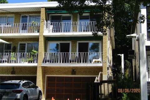 Townhouse for rent at 213 Kenilworth Ave Unit Upper Toronto Ontario - MLS: E4871889