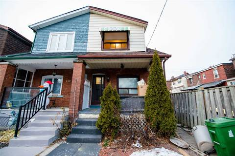 Townhouse for rent at 214 Simpson Ave Unit Upper Toronto Ontario - MLS: E4674707