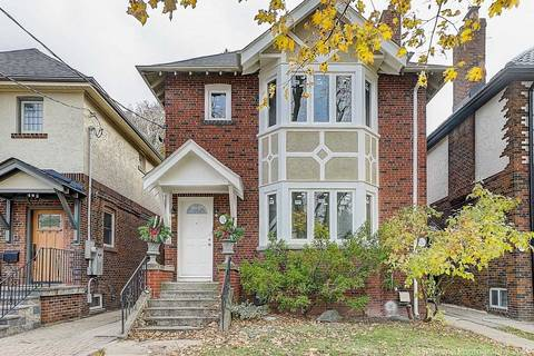 Townhouse for rent at 21 Kilbarry Rd Unit Upper Toronto Ontario - MLS: C4628822