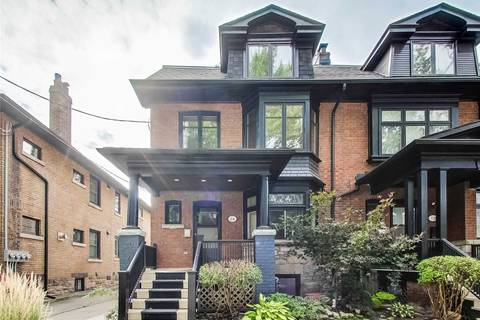 Townhouse for rent at 22 Kendal Ave Unit Upper Toronto Ontario - MLS: C4577103
