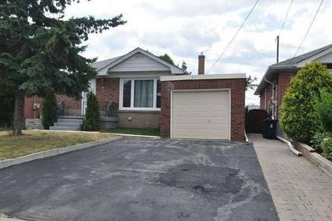 House for rent at 22 Lingarde Dr Unit Upper Toronto Ontario - MLS: E4449719
