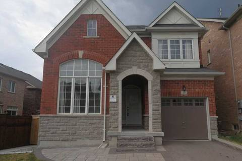 House for rent at 24 Frederick Stamm Cres Unit Upper Markham Ontario - MLS: N4546149