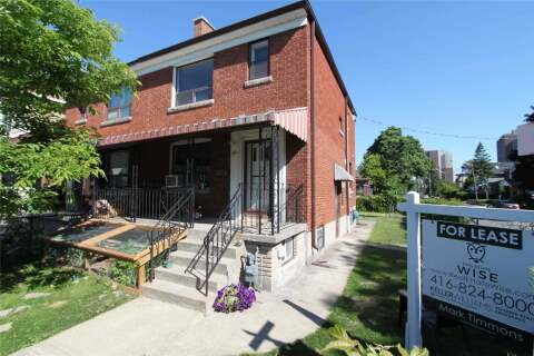 Townhouse for rent at 24 Weymouth Ave Unit Upper Toronto Ontario - MLS: E4798811
