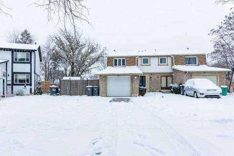 Townhouse for rent at 2487 Trondheim Cres Unit Upper Mississauga Ontario - MLS: W4656299