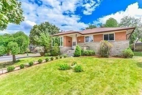House for rent at 257 Otonabee Ave Unit Upper Toronto Ontario - MLS: C4604400