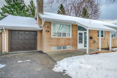 House for rent at 268 Mcgill St Unit Upper Mississauga Ontario - MLS: W4999606
