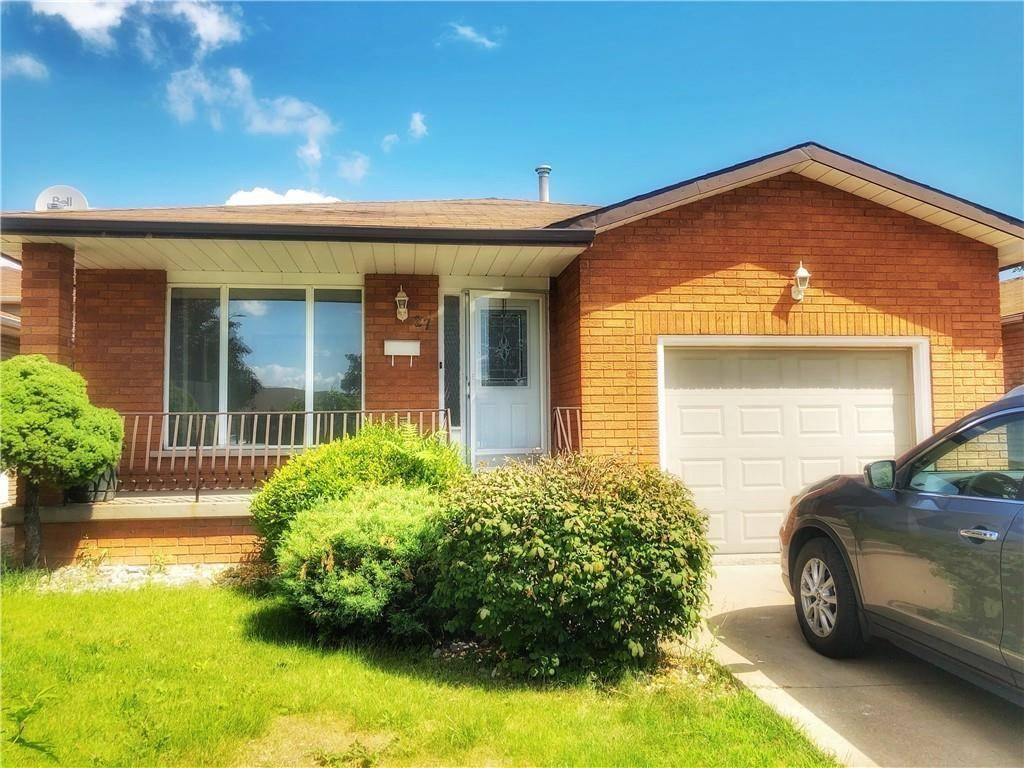 House for rent at 27 Janet Ct Unit Upper Hamilton Ontario - MLS: H4070484