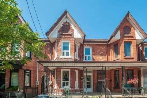 Townhouse for rent at 278 Palmerston Ave Unit Upper Toronto Ontario - MLS: C4853506