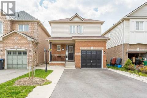House for rent at 28 Bushcroft Tr Unit (Upper) Brampton Ontario - MLS: W4488595