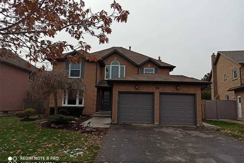 House for rent at 28 Vale Cres Unit Upper Ajax Ontario - MLS: E4642039