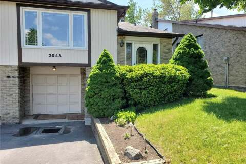 Townhouse for rent at 2948 Oslo Cres Unit Upper Mississauga Ontario - MLS: W4782083