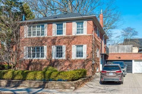 Townhouse for rent at 2 Nina St Unit Upper Toronto Ontario - MLS: C4719833