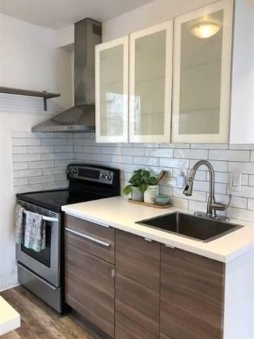 Townhouse for rent at 317 Jones Ave Unit Upper Toronto Ontario - MLS: E4657883