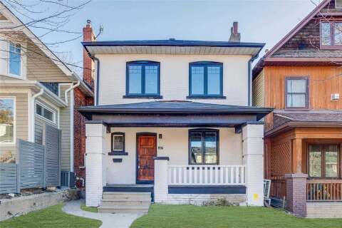 House for rent at 327 Kenilworth Ave Unit Upper Toronto Ontario - MLS: E4923365