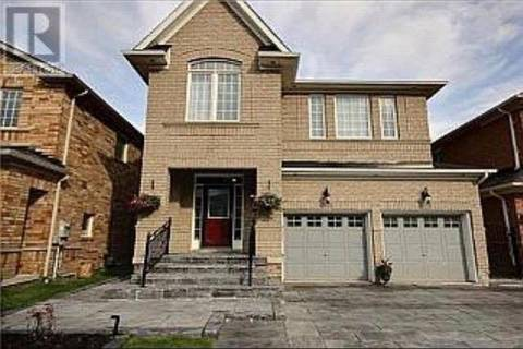 House for rent at 33 Crannyfield Dr Unit Upper Brampton Ontario - MLS: W4553501